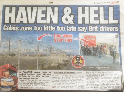 The-Sun-report-Haven-&-Hell-Sunday-19th-July-2015