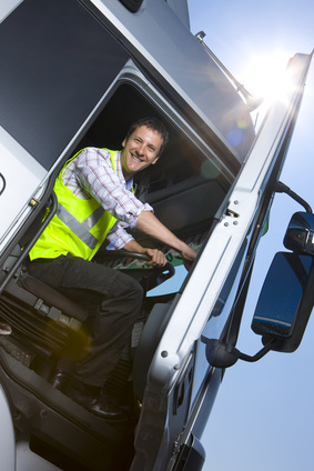 North East CPC Driver Training Luck Lorry Driver