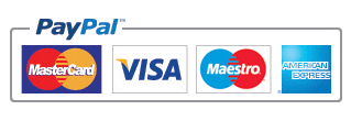 Credit Card logos on North East Driver Home page